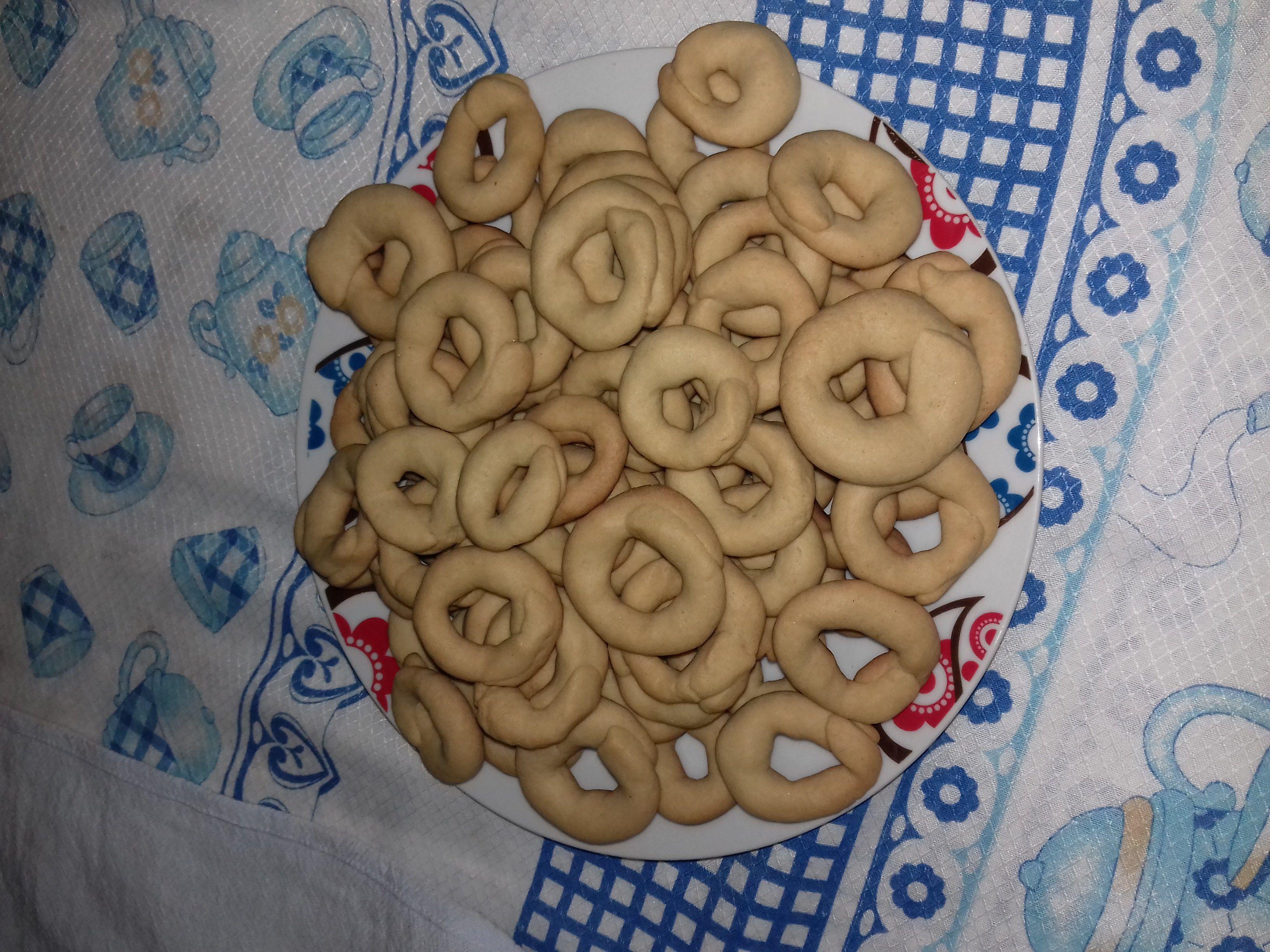Biscoitinho de baunilha