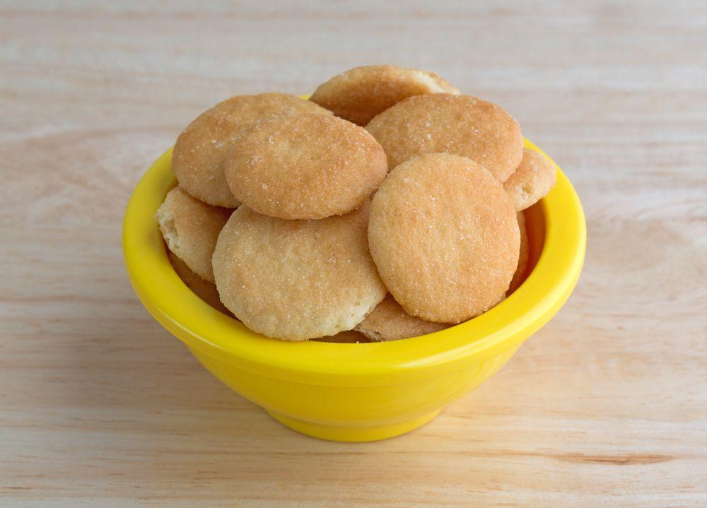 Biscoitinhos de maisena