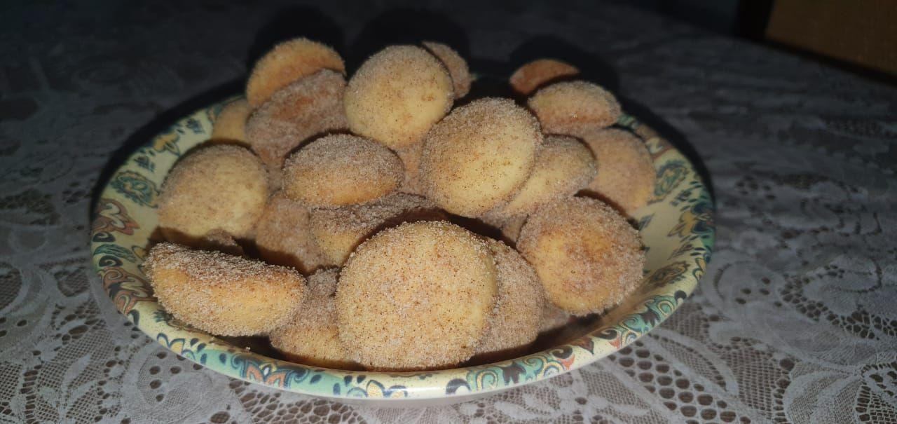 Biscoito de limão laranjinha