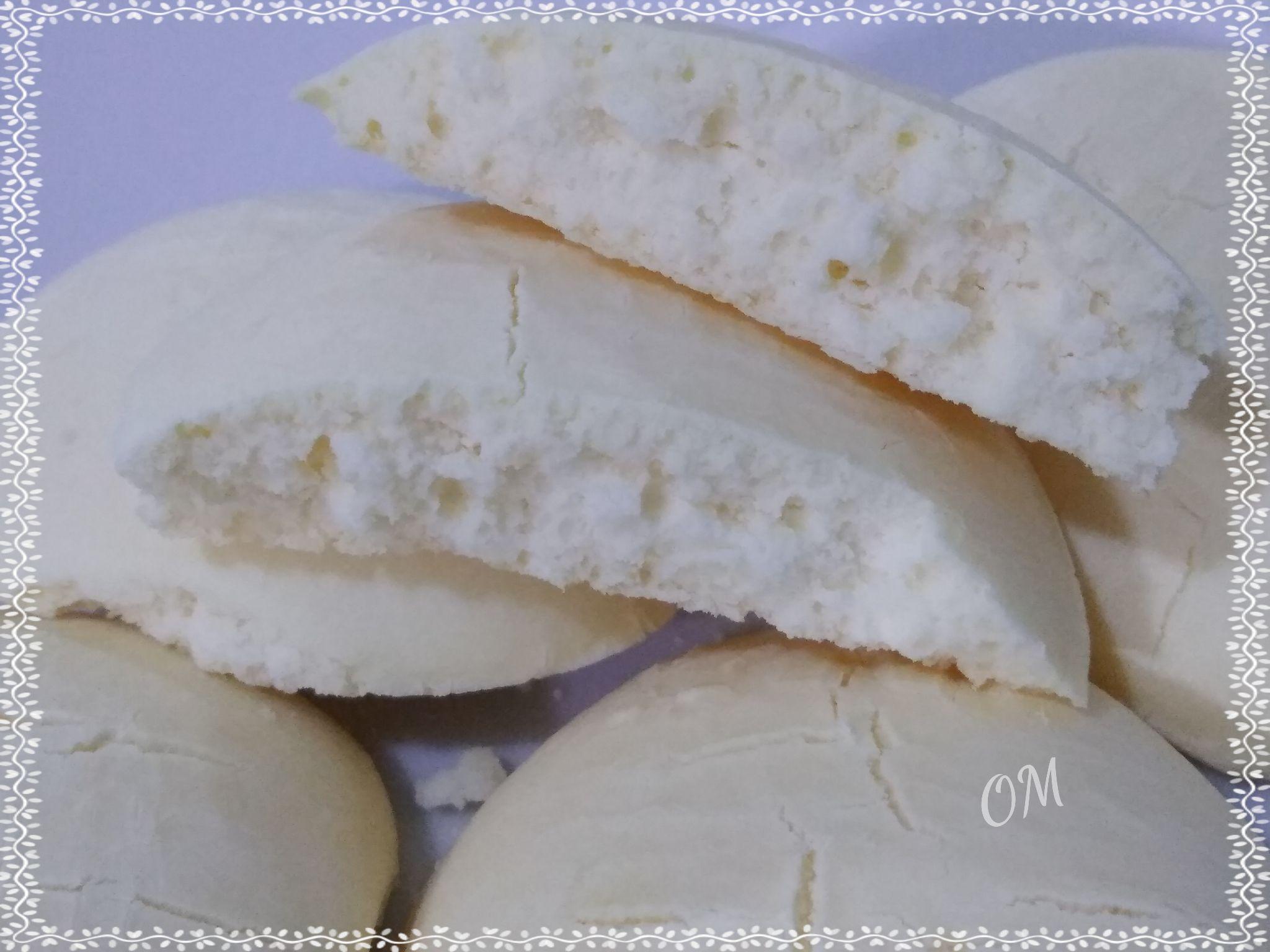 Biscoito de nata fácil e prático