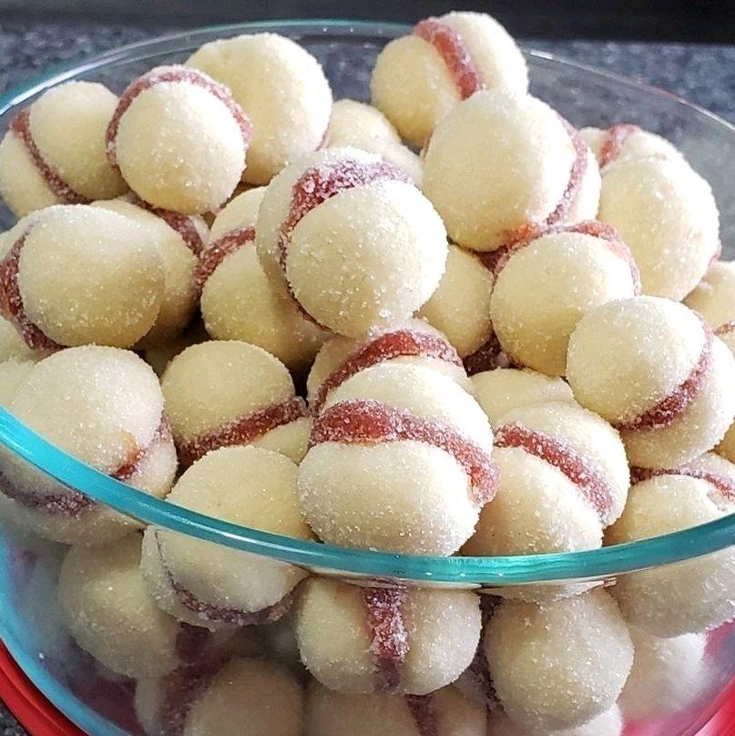 Biscoito goiabinha da Jô