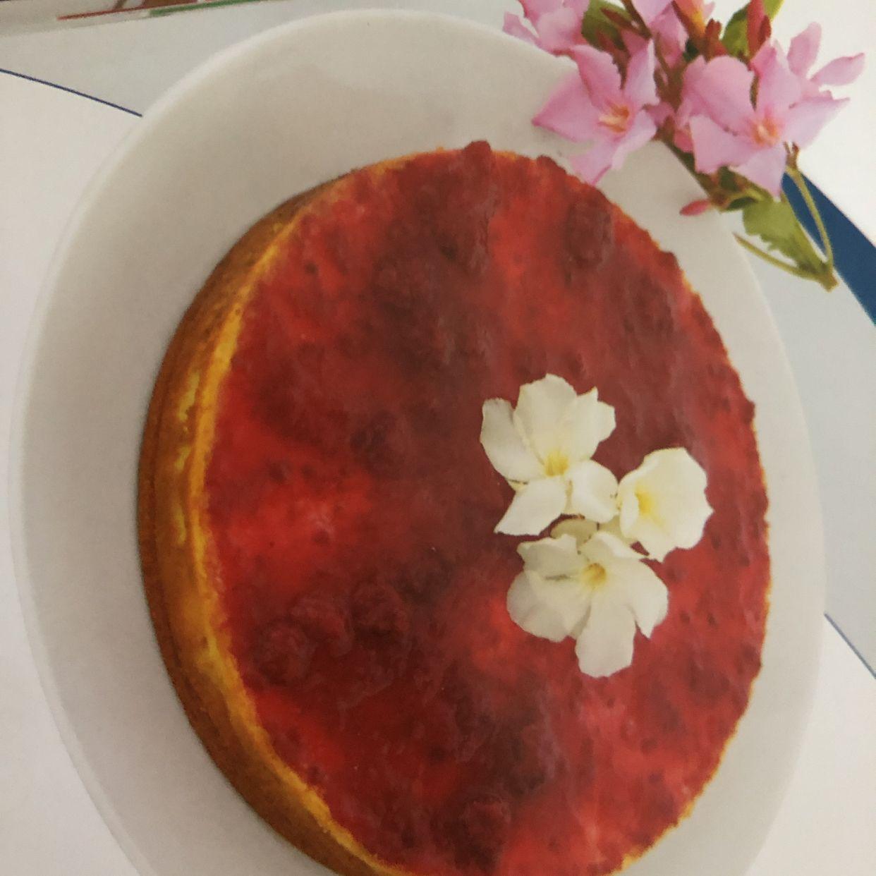 Cheesecake de microondas prática