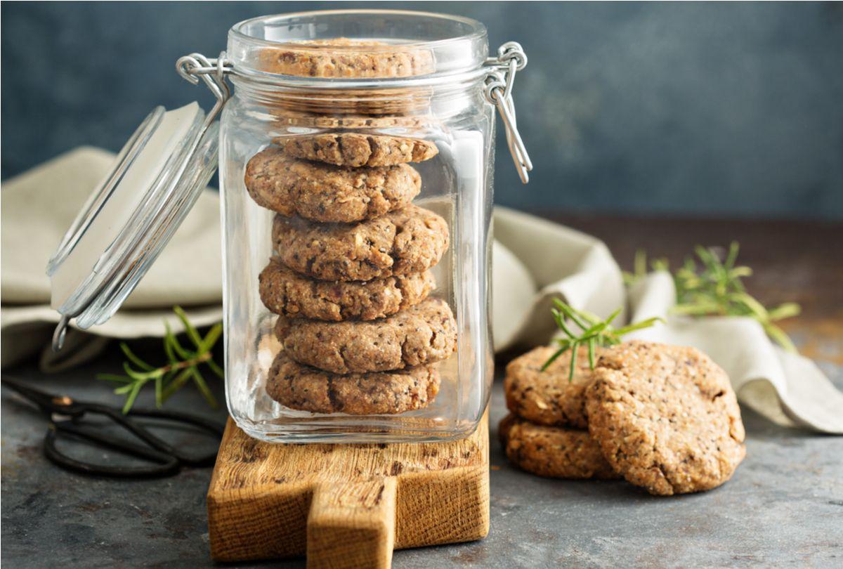 Cookie americano da Helo