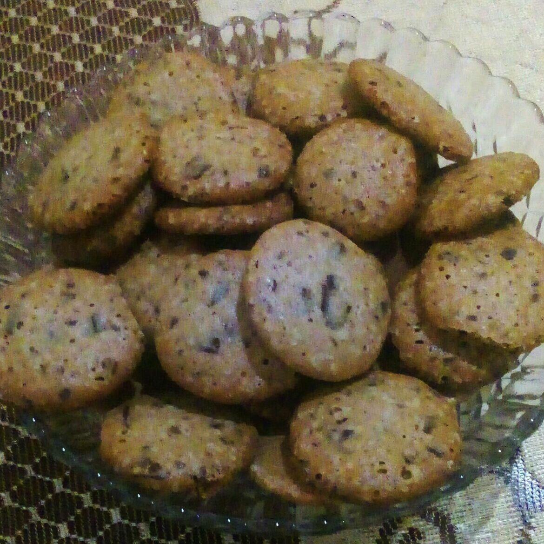 Cookie crocante