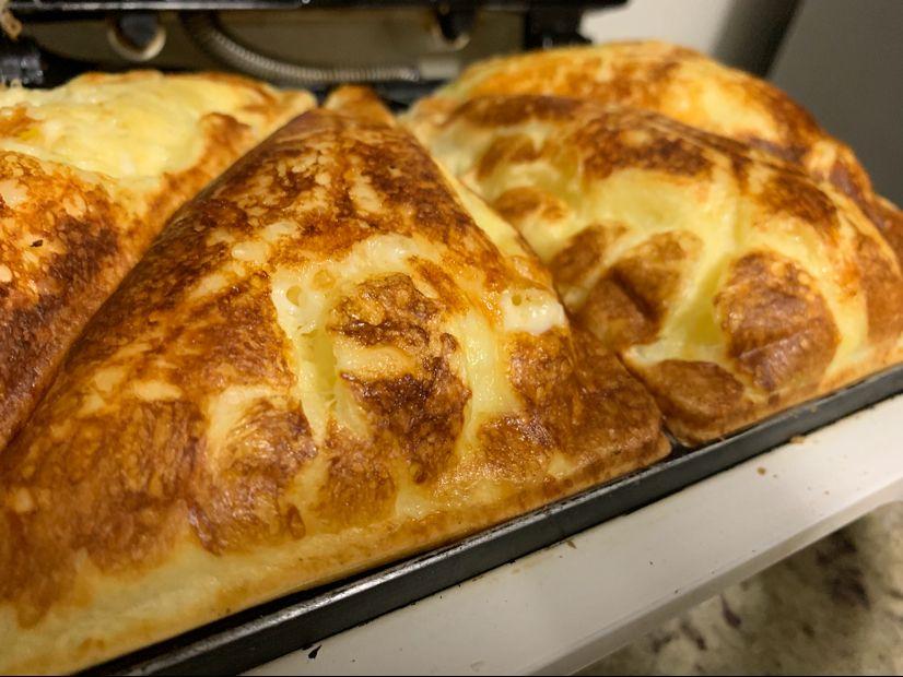 Pão de Queijo do Chef Ervilha