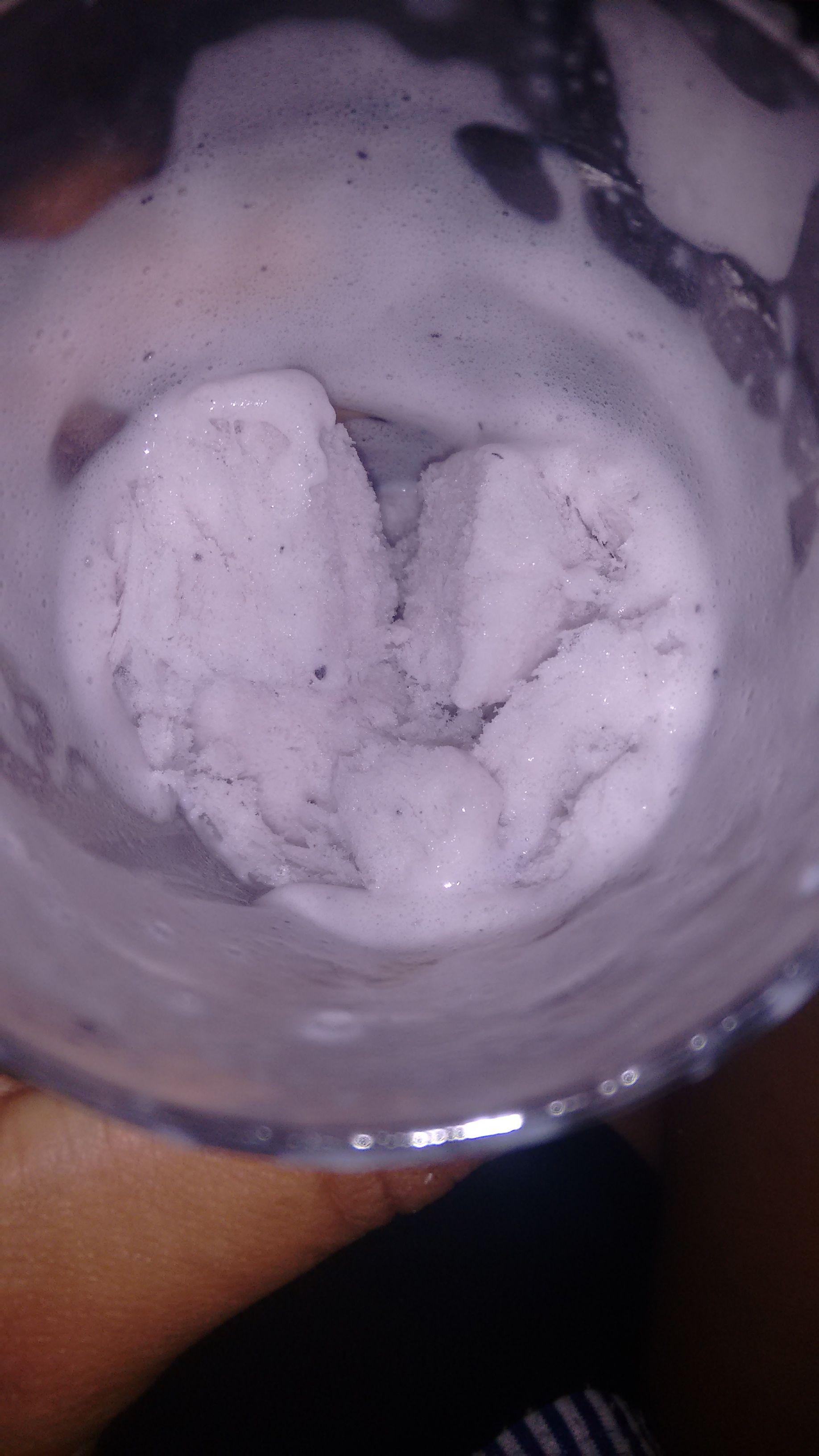 Sorvete fit sem açúcar zero gordura cremoso
