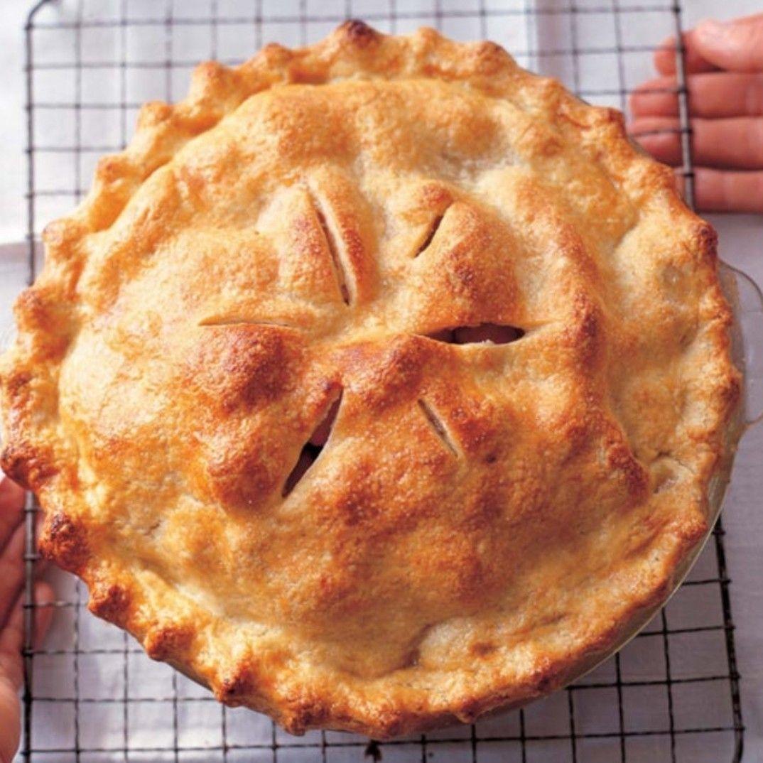 Torta de maçã americana supergostosa
